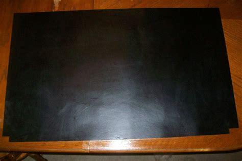 handmade custom leather desk pad  kerrys custom leather
