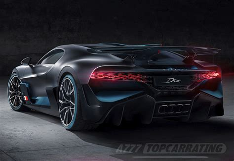 1.total units produced only 40. 2019 Bugatti Divo - specifications, photo, price ...