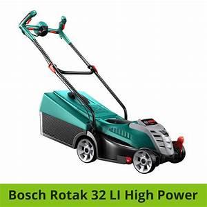 Bosch Rotak 40 Test : bosch rasenm her rotak 32 grasfangbox 31 l 1200 w schnittbreite 32 cm schnitth he 20 60 mm ~ Watch28wear.com Haus und Dekorationen