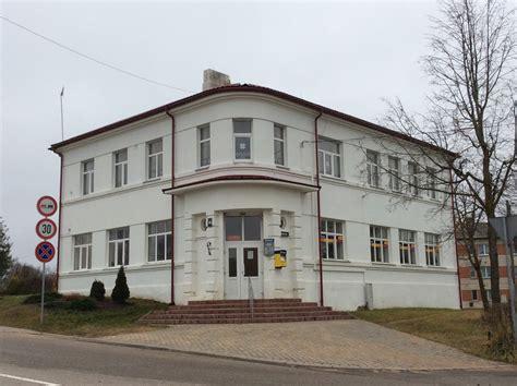 Mantojums | Rugāju pagasta valdes ēka
