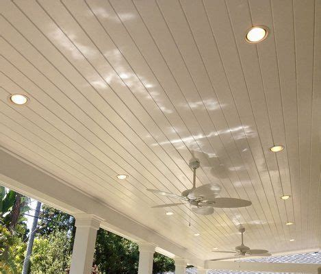 patio cover ceiling love  visual interest outdoor