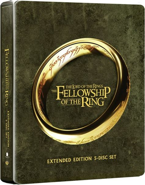 Lord Of The Rings Fellowship Of The Ring Extended