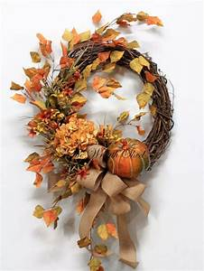 Best, Ideas, To, Create, Fall, Wreaths, Diy, Top, 30, Handy