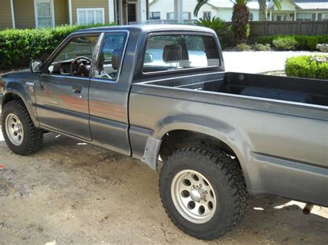 Find Used 1989 Mazda Extended Cab 4x4 Toyota, Nissan