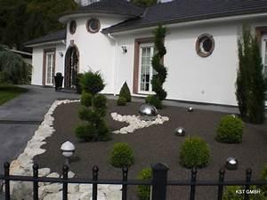 Cailloux Pour Jardin : gravier concass de balte noir 16 22mm ~ Melissatoandfro.com Idées de Décoration