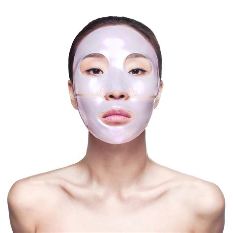 face mask radiance collagen mask 4 treatments knesko skin