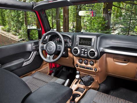 interior jeep wrangler new 2017 jeep wrangler unlimited price photos reviews