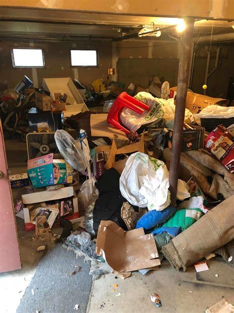 The Best Basement Clean Out Service   Grunts Move Junk