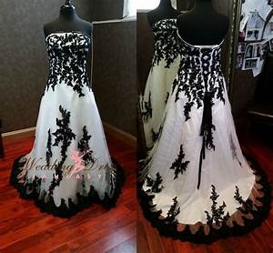 plus size black and white wedding dresses dress images With plus size black and white wedding dresses
