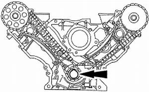 2009 Lincoln Navigator L Timing Chain Marks Installation