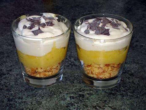 marmiton recettes de cuisine recette de verrine façon tarte au citron recette de caro