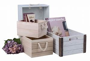 Natural, Wooden, Crate, Xtra, Large, From, Storage, Box