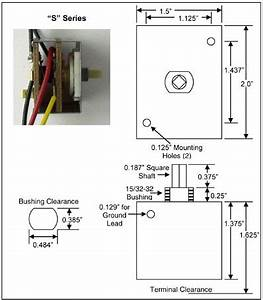 Rotary Switch Sss Series Wiring Diagram