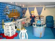 Decoração de festa infantil tema Pequeno Príncipe