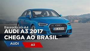 Audi A3 2017 Chega Ao Brasil