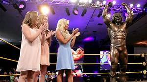 WWE signs Ultimate Warrior's widow to multi-year 'brand ...