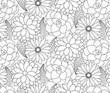 Spoonflower Fabric sketch template