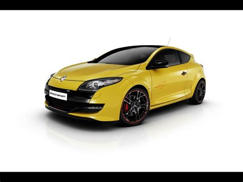 2018 Renault Megane Rs Trophy Wallpapers By Cars