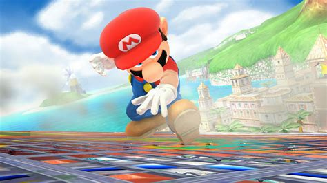 super mario sunshine mario aka armio super smash bros