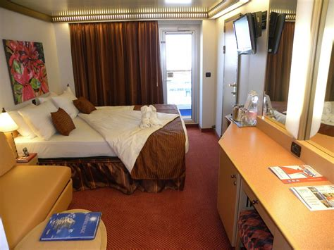carnival magic cruise ship balcony cabins