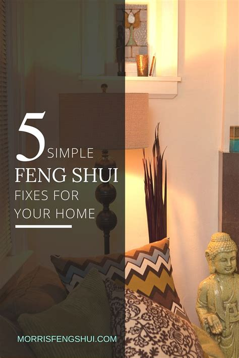 feng shui home decor the basics 5 simple feng shui fixes to focus on feng