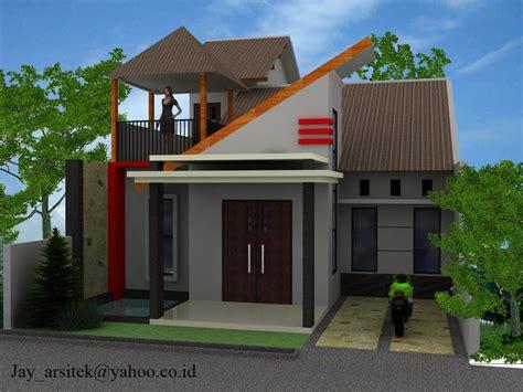 gambar desain rumah arsitek koleksi gambar hd