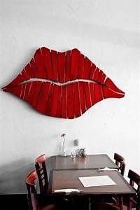 Wandbilder Wall Art : murales con palets ~ Markanthonyermac.com Haus und Dekorationen