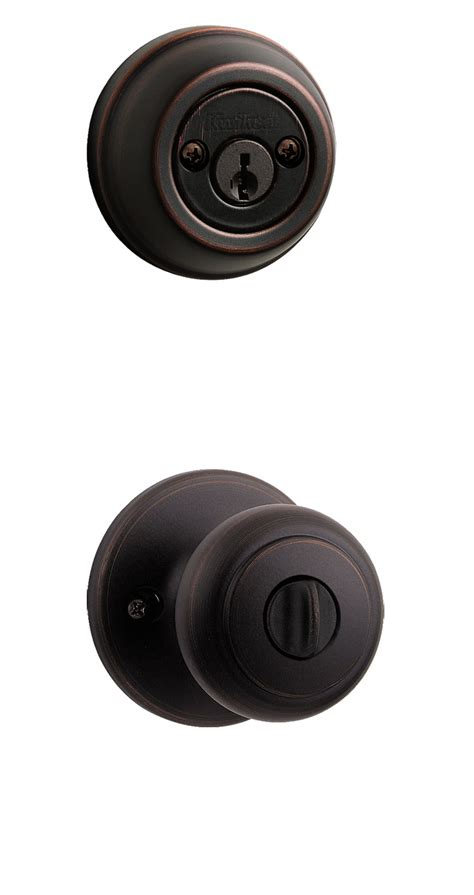 kwikset cove knob interior pack for 554 series