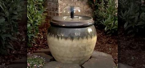create  home water fountain  lowes landscaping