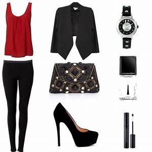 Girlu0026#39;s Casual Night Outfit Idea   Night out quotes Casual wear women and Black leggings