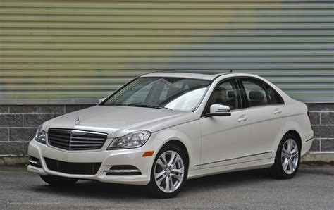 C Class 2012 by The 2012 C Class Coup 233 S And Sedans Arrive In The U S