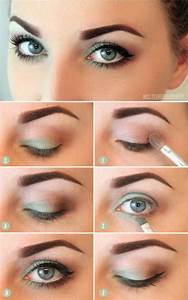 Easy Eye Makeup For Green Eyes  Makeup Tutorials Guide