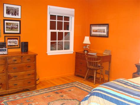 painting a room orange paint effects of colours an architect explains architecture ideas