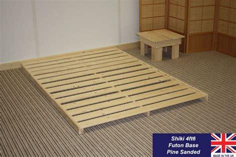 shiki futon bed base  simple diy idea id