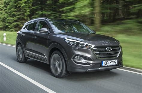 Top Rated Small SUV Hyundai Tucson  Best Midsize SUV