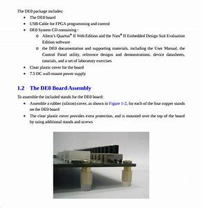 Free 12  Sample User Manual Templates In Pdf