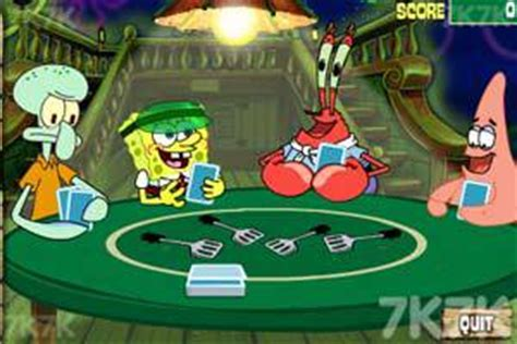 Spongebob Deck Drawdown by Spongebob Squarepants Deck Draw 2
