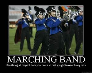 Funny Marching Band Quote | Quote Number 664227 | Picture ...