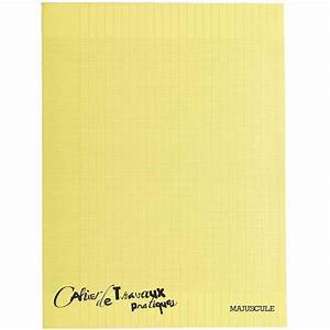 cahier de travaux pratiques piqures polypropylene 24x32 With cahier grand carreaux 24x32