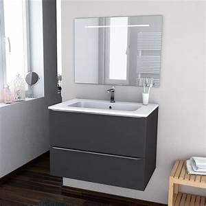 Lavabo Rectangulaire étroit : meuble vasque retro fabulous meuble henri ii dtourn en ~ Edinachiropracticcenter.com Idées de Décoration