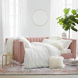 teen daybeds daybeds  trundle pbteen