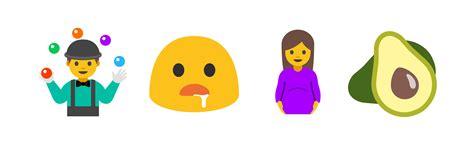 new android emojis android 7 0 nougat emoji changelog