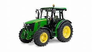 John Deere 5115m Utility Tractor Maintenance Guide  U0026 Parts