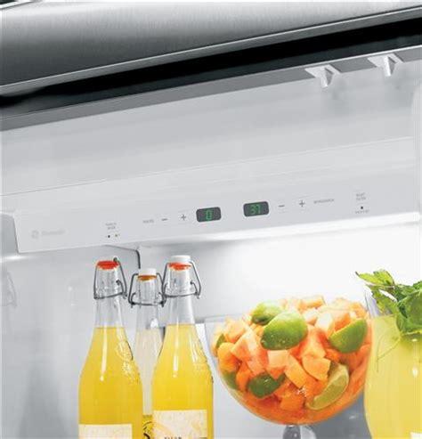 zissdxss ge monogram  built  side  side refrigerator  dispenser monogram