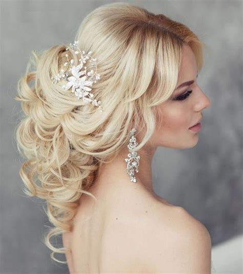 Bridal Hair Fascinators ? Wedding Hair Down With Headband