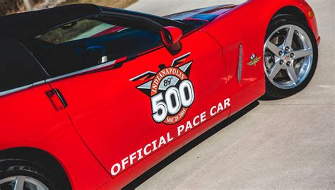 Indy Cars For Sale by World S Largest Collection Of Indianapolis 500 Pace Cars