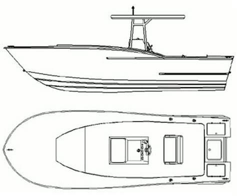 Sport Fishing Boat Blueprints by Carolina Sport Fishing Boat Plans Free Small Boat Plans