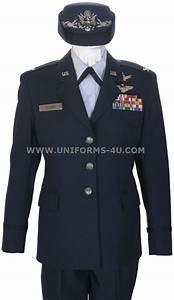 USAF FEMALE OFFICER DRESS UNIFORM