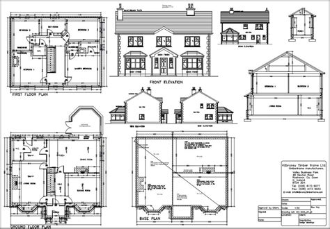 complete house plans timberframe homes in and uk kilbroney