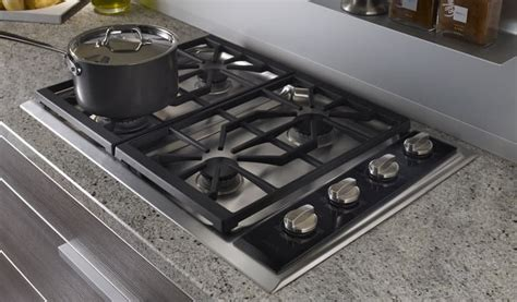 wolf gas cooktop wolf ct30gs 30 inch gas cooktop with 4 dual stacked sealed